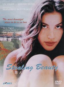 Stealing Beauty DVD Jeremy Irons Liv Tyler Bernardo Bertolucci NEW Eng Sub