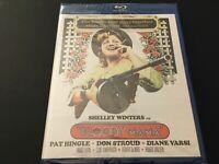 Bloody Mama (Blu-ray, 1970) Roger Corman, Shelley Winters, Bruce Dern