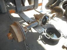 92-00 Chevy GMC C3500 HD 4x2 LOCKING Rear End Axle 4.10 Ratio SINGLE REAR WHEEL