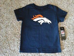 Denver Broncos Kids T-Shirt 3T or 7/6x
