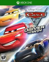 Cars 3: Driven to Win (Microsoft Xbox One, 2017) NEW & SEALED