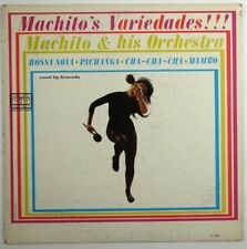 "Machito & His Orch.""Machito's Variedades"".Orig.1st.Press.On Tico 1090.Ex. Copy"