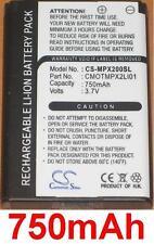 Batterie 750mAh type SNN5681 Pour MOTOROLA MPX200