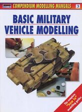 Basic Military Vehicle Modelling Compendium Modelling Manuals #3