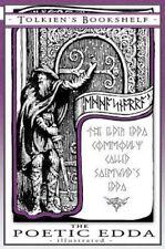The Poetic Edda - Illustrated: Tolkien's Bookshelf #2: Volume 2,Bray, Olive,Good