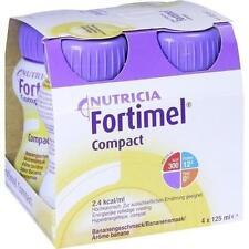 FORTIMEL Compact 2.4 Bananengeschmack 4X125 ml PZN 10743506