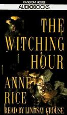 The Witching Hour (Anne Rice) by Rice, Anne 1
