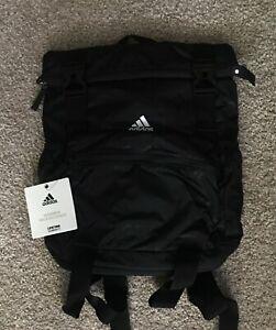 *NOW* Adidas YOLA Backpack School Book Bag BLACK