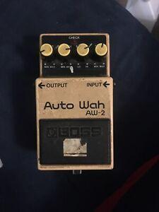 BOSS Auto Wah AW-2
