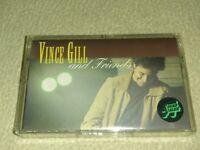 Vince Gill & Friends Cassette Tape