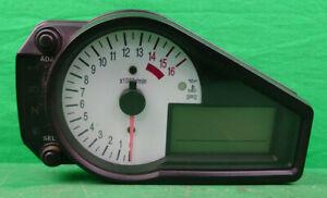 SUZUKI GSXR 600 750 K1 K2 K3 01-03 Clock, dash, speedometer, guages