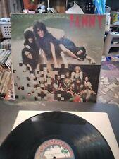 Fanny Rock And Roll Survivors LP VG+ cov VG nblp7007 1974 1st pressing original.