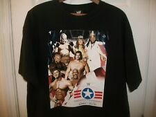 Wrestling T Shirt 2XL The Great American Bash 2006 WWE King Booker Rey Mysterio