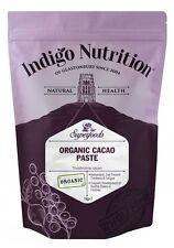 Organic Cacao Paste - 1kg - Indigo Herbs