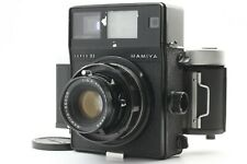 【EXC 】Mamiya Press Super23 Medium Format Sekor 100mm f3.5 Film Back Japan