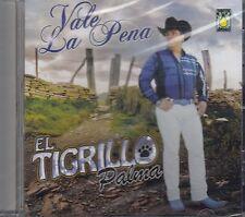 El Tigrillo Palma Vale La Pena CD New Nuevo Sealed