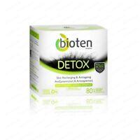 BIOTEN DETOX Skin Recharging & Anti Aging Day Cream 50 ml