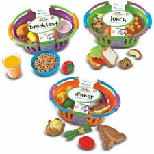 Learning Resources New Sprouts Breakfast, Lunch & Dinner Baskets