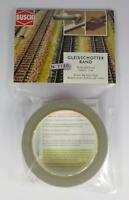 BNIB N BUSCH 7120 TRACK BED DOUBLE SIDED UNDERLAY TAPE FOR TRACK & BALLAST