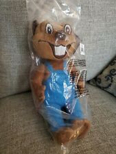 "Nwt Gund Busy Beavers Beaver Stuffed Animal Plush ""Billy Beaver"" 13�"