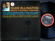 DUKE ELLINGTON Meets COLEMAN HAWKINS LP IMPULSE AS-26 US 1963 RVG Johnny Hodges