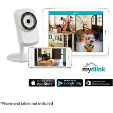 D-Link Wireless Day/Night Network Surveillance Camera mydlink-Enabled, DCS-932L