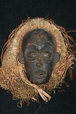 Fine old Tchokwe African mask