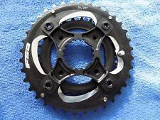 FSA CHAINRINGS W/CANNONDALE HOLLOWGRAM SI DIRECT MNT SPIDER W0096 36-26T 104/64