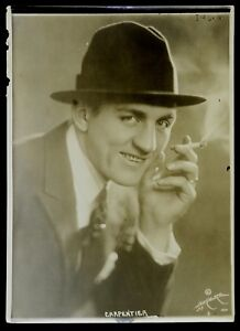 1910's-20's Georges Carpentier French Boxing Champ, Vintage 1, George Bain Photo