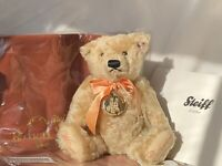 "Steiff 10"" William and Catherine ""The Royal Wedding Teddy Bear""Ltd Ed fr 2011"