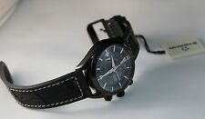 New Eterna 1241' Men's KonTiki Automatic PVD Chronograph Watch, ETA Valjoux 7750