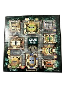 Parker Brothers The Simpsons Clue 2002 Replacement Game Board Only Used EUC