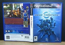 GENE TROOPERS - PS2 - PlayStation 2 - PAL - Italiano - Usato #2