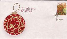 Australia Stamps 2008 Celebrate Christmas Prestige FDC Felt Bauble Ltd Edn