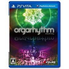 PlayStation Vita orgarhythm  JAPAN