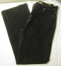 LEVI STRAUSS PERFECTLY SLIMMING 512 BLACK JEANS SIZE 10 M