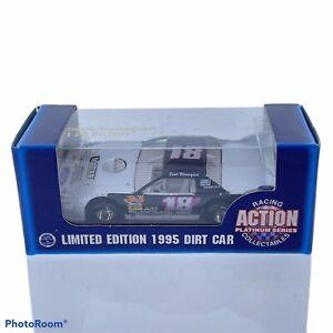Vintage 1/64 Action Late Model Dirt Car Diecast NIB #18 Scott Bloomquist Ford