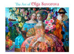 The Art of Olga Suvorova: Boxed Notecard Assortment