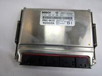 0261206481 CENTRALINA INIEZIONE MOTORE TOYOTA COROLLA 1.4 71KW 3P B 5M (2001) RI