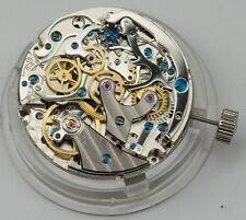 Movimiento Cronógrafo Fase Lunar Seagull ST1908 TY2908 Mod Mecánico homenaje parte