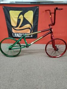 "Rare S&M ATF Rasta Frame Pitchfork Fit Odyssey Custom Build 20""tt"