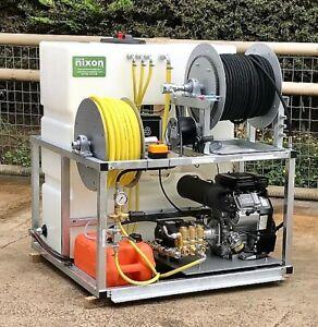 Van Pack Drain Jetter - 3000 PSI @ 42 LPM - 27 HP Petrol Engine