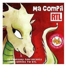 Lots de CD de musique enfants album avec compilation