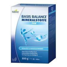 Basis Balance - Mineralstoffe Pur 800g | HUEBNER