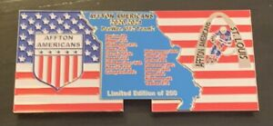 """QUEBEC PEEWEE 2020-2021 AMERICANS ENORMOUS 7"""" FLAG HOCKEY PIN (ONLY AVAILABLE)"""