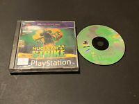 Nuclear Strike PS1 Play Station PAL
