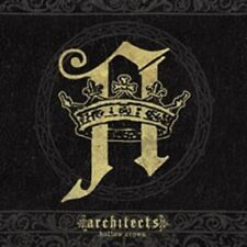 """ARCHITECTS """"HOLLOW CROWN"""" CD 12 TRACKS NEW"""