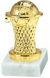 Basketball-Pokal mit Ihrer Wunschgravur (P029)