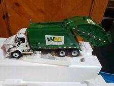 First Gear Waste Management Rear End Loader Truck