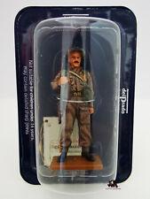 Figurine Collection Del Prado Fusilier Royal Welsh Normandie 1944 UK Figure